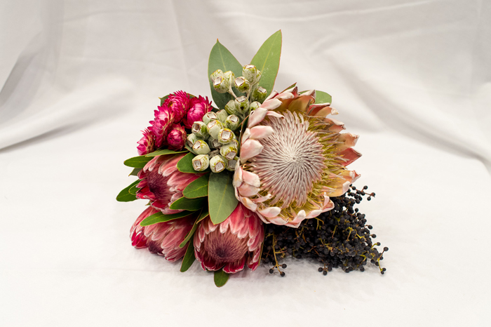 Modern Native Bouquet