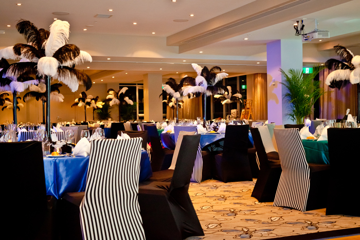 Ostrich Feathers - Rydges 3