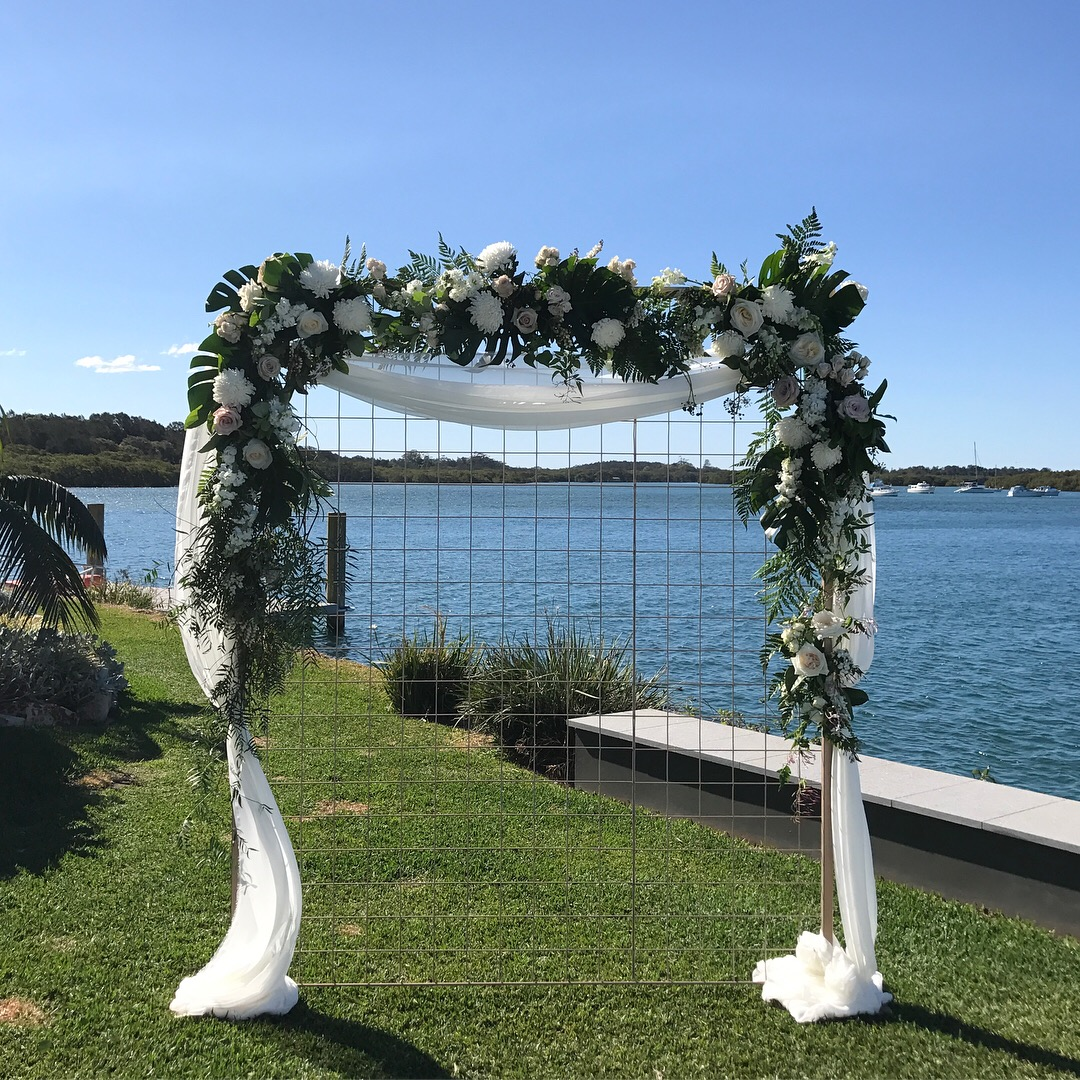 Wedding - Arbour Ivory